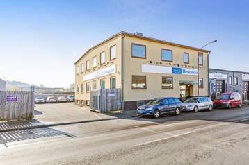 Kontor/lagerlokal i attraktivt läge