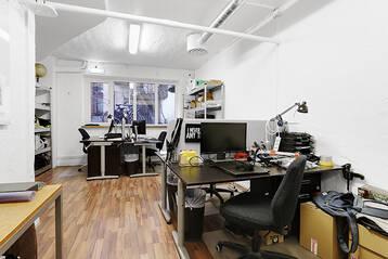 Lager och kontor med centralt läge