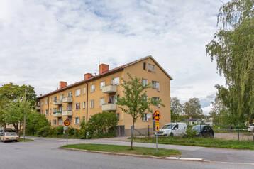 Bostadsfastighet i Södertälje Hamn