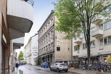 Hyresfastighet – Stockholms City