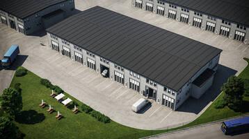 Verksamhetslokaler – nära E4:an, Upplands Väsby