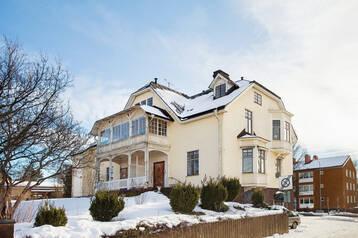 Villa Björkvalla – Hyresfastighet anno 1906