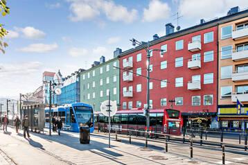 Uthyres – Totalrenoverat kontor mitt i centrala Sundbyberg
