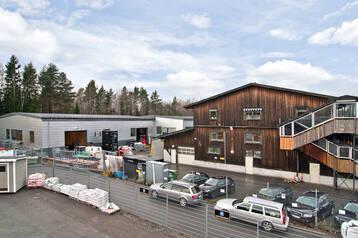 Uthyrd industrifastighet i Pettersboda Industriområde