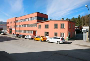 Kontor/Lager/Industrifastighet i Vinsta