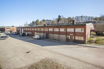 Lager/Industrifastighet i Bandhagen