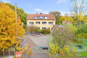 Förskola med bostäder