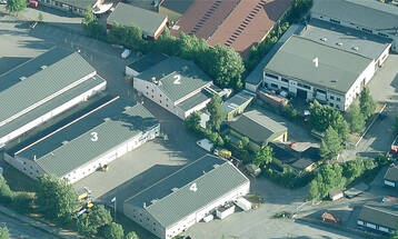 Bestånd industri/lagerfastigheter Kummelbergets Industriområde