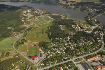 Detaljplanerad mark för bostäder – Stallarholmen