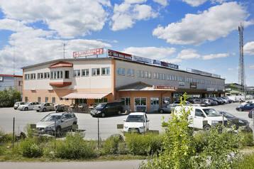 Hotell/Vandrarhem 1 140 kvm uthyres