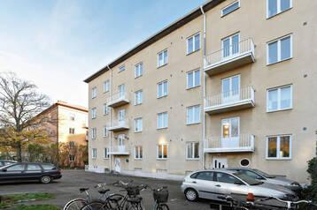 Hyreshus Värnhem med 25 lägenheter