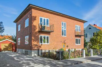 Hyresfastighet på Nilstorp i Lund