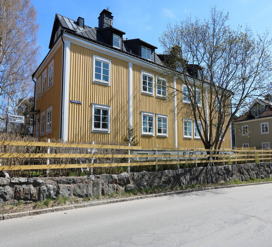 Lisebergsvägen 117