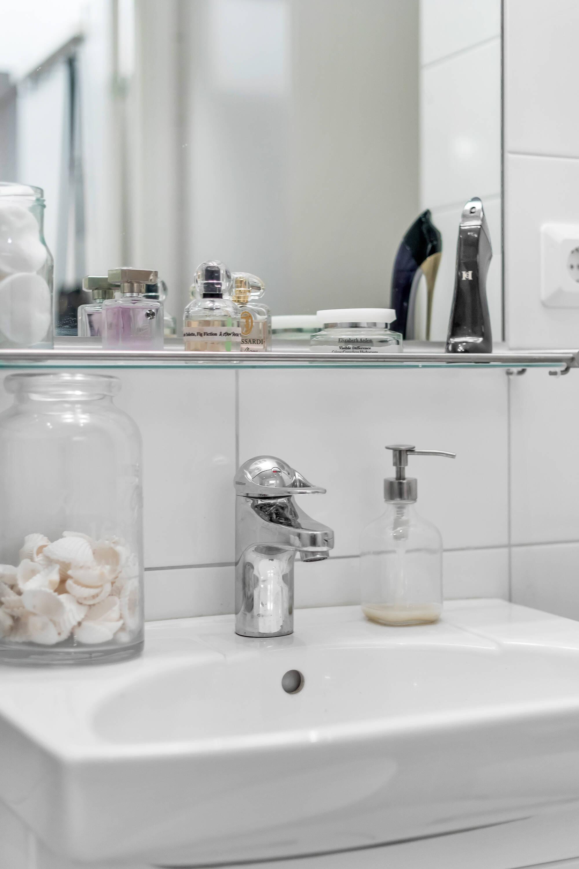 Detalj - badrum