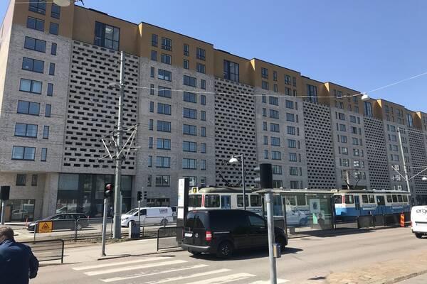 Mölndalsvägen 89, Göteborg, Butik
