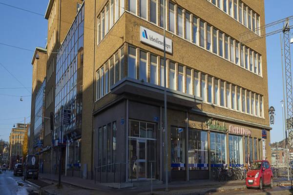 Första Långgatan 3, Göteborg, Butik