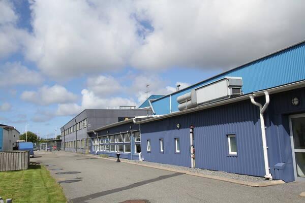 Gamla Flygplatsvägen 2, Torslanda, Lager