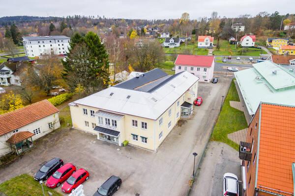 Kindsvägen 3a mfl, Svenljunga, Kontor