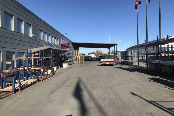 Importgatan 14, Hisings Backa, Lager