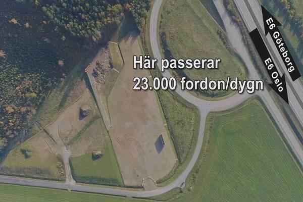 Herrestads Torsberg 820, Uddevalla, Lager