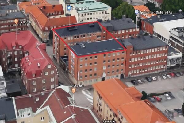 Allégatan 61, Borås, Kontor