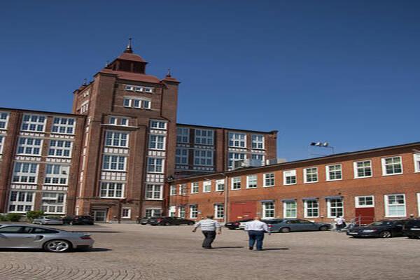 Krokslätts Fabriker 38, Göteborg, Kontor