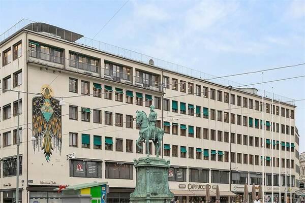 Östra Hamngatan 52, Göteborg, Kontor