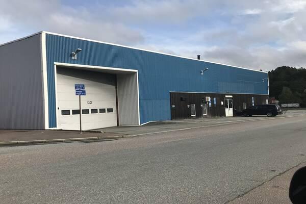 Hangarvägen 3, Torslanda, Lager