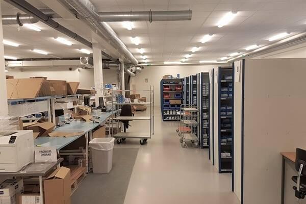 Industrivägen 4, Göteborg, Kontor