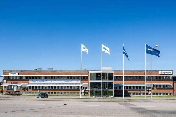 J A Wettergrens gata 7, Västra Frölunda, Lager