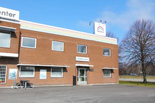 Flygplansgatan 12, Malmö, Kontor