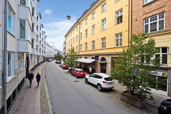 Baltzarsgatan 21B, Malmö, Kontor