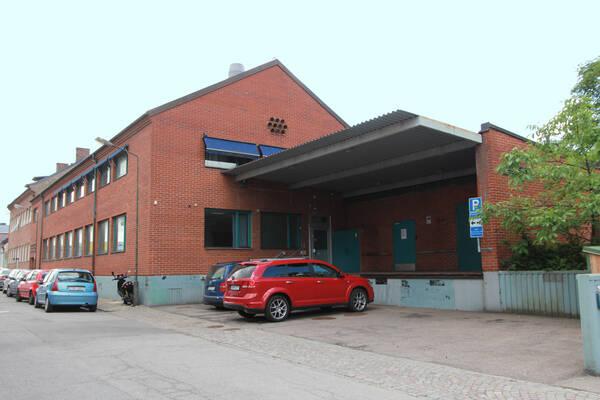 Åmålsgatan 9, Malmö, Lager