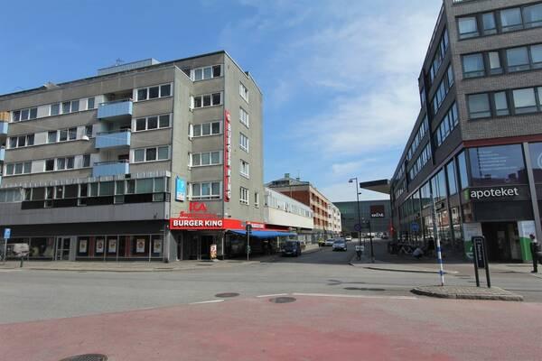 Pilgatan 8, Malmö, Butik