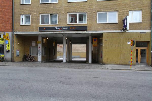 Norra Skolgatan 23, Malmö, Lager
