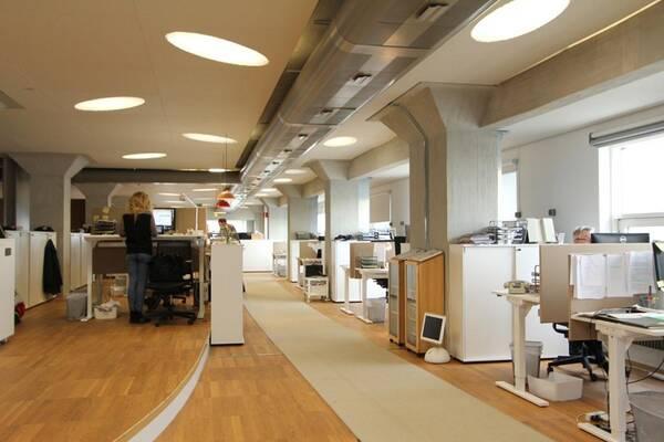 Ångbåtsbron 1, Malmö, Kontor