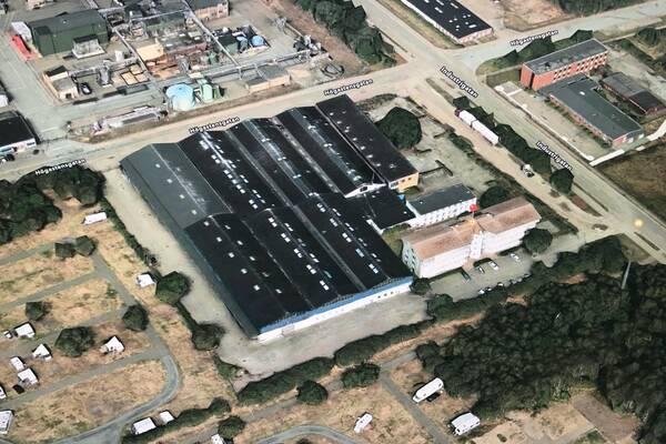 Industrigatan 126, Helsingborg, Lager