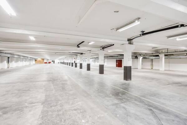 Hedvig Möllers gata 6-8, Lund, Lager
