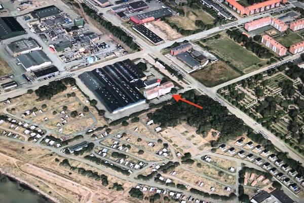 Industrigatan 126, Helsingborg, Kontor