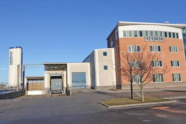 Lodgatan 19, Malmö, Lager