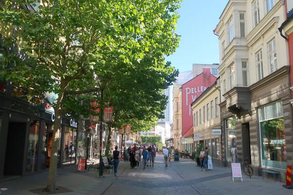 Södra Förstadsgatan 40A, Malmö, Kontor