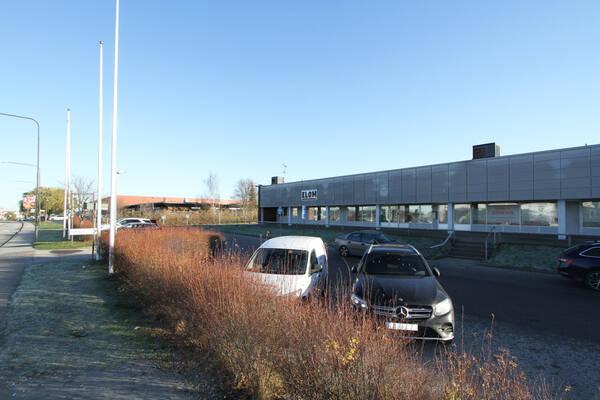 Agnesfridsvägen 184A, Malmö, Kontor