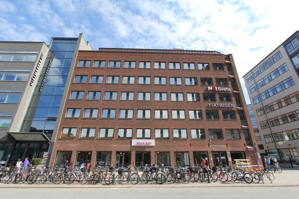 Nordenskiöldsgatan 6, Malmö, Kontor