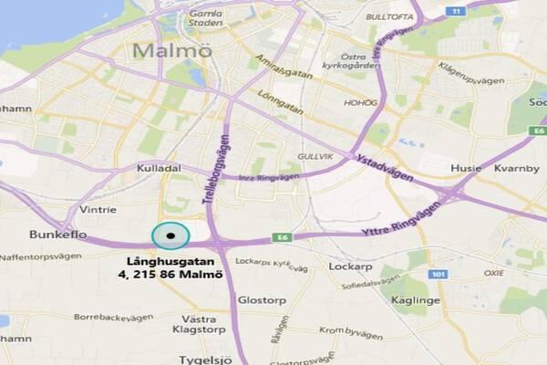 Långhusgatan 4, Malmö, Kontor