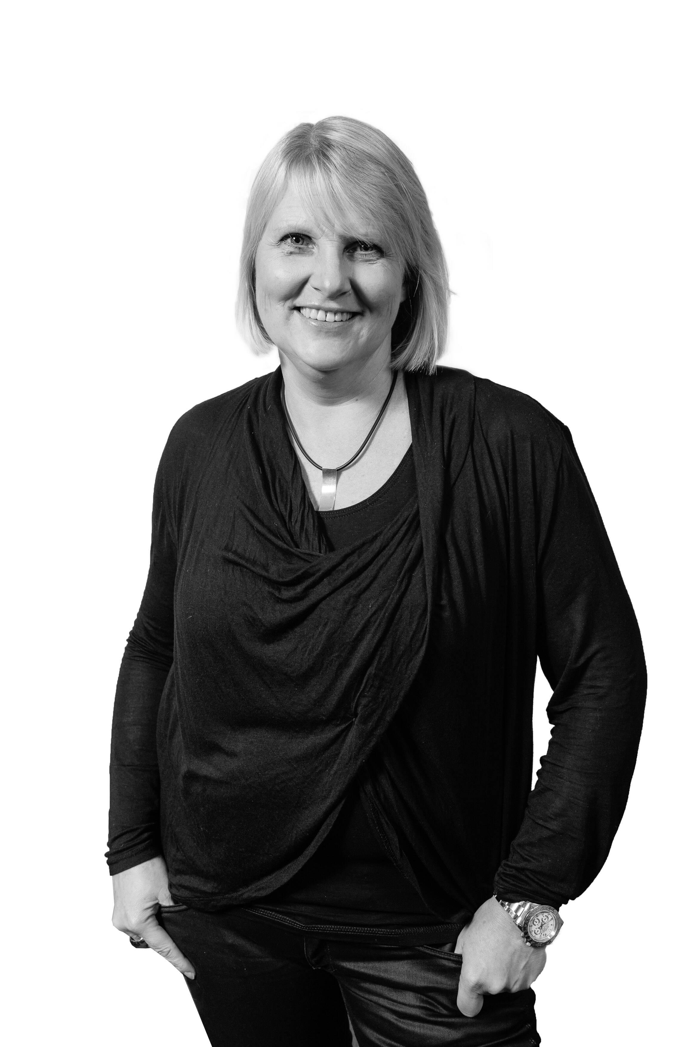 Portträttbild av Kerstin Dernsjö