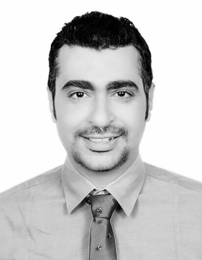 Portträttbild av Ahmed Elfakharany