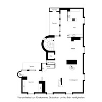 Övre våningsplan