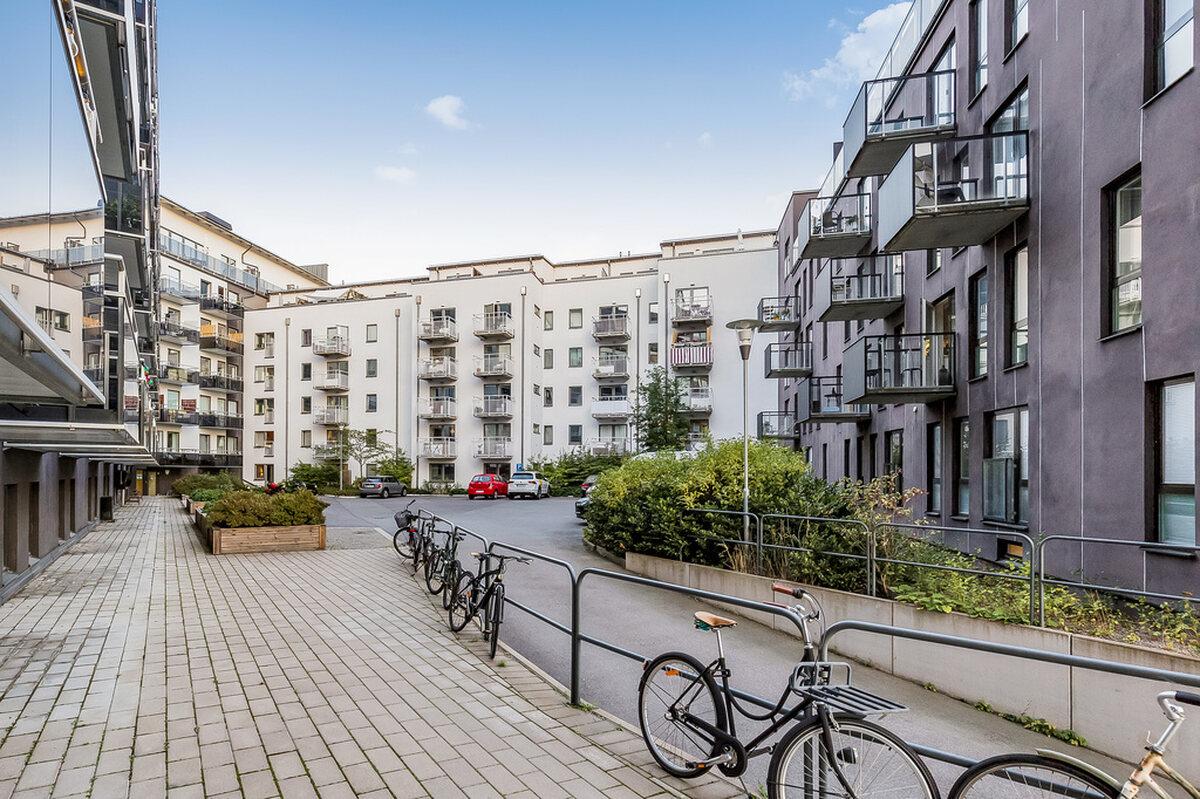 Lägenhet, Tellusborgsvägen 92, 6tr, Hägersten