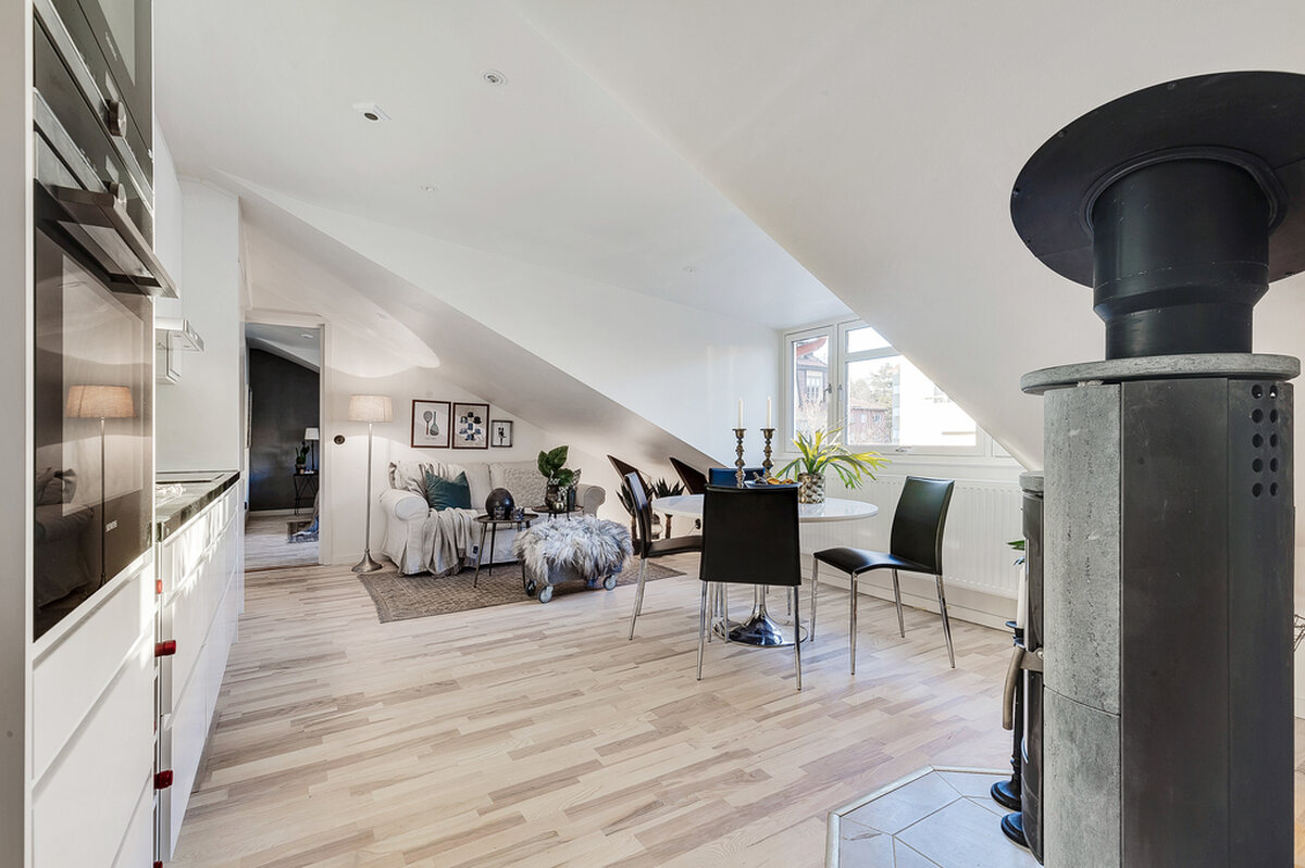 Lägenhet, Sturegatan 30, 4 tr, Sundbyberg