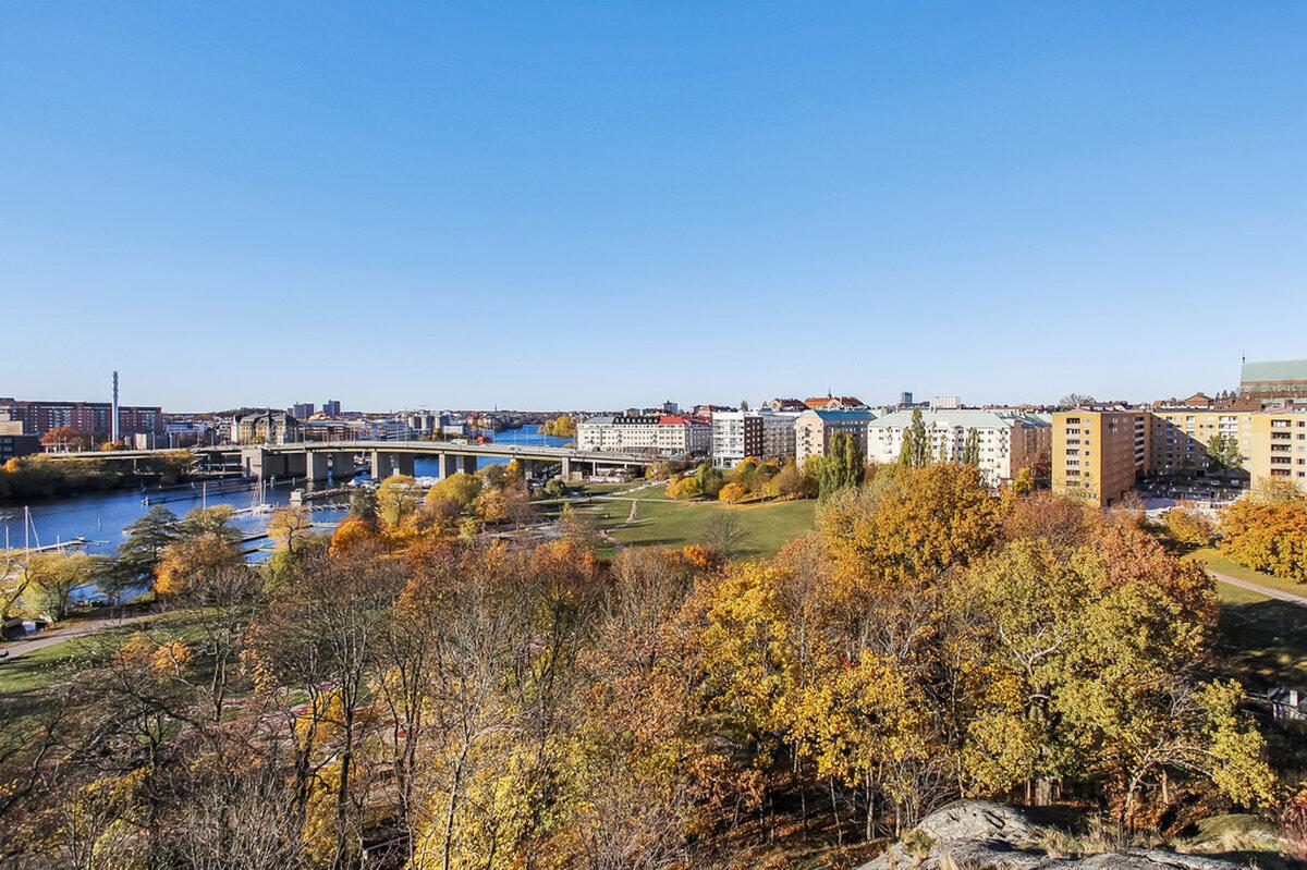 Lägenhet, Heleneborgsgatan 40, 3tr, Stockholm
